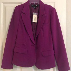 Forever 21 Career jacket